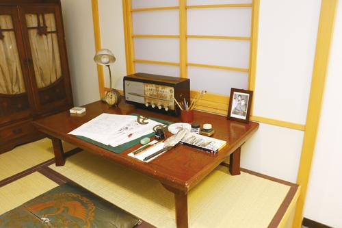 トキワ荘14号室